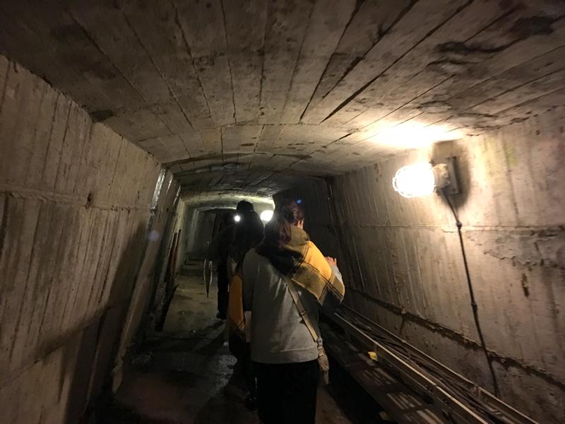 地下坑道1