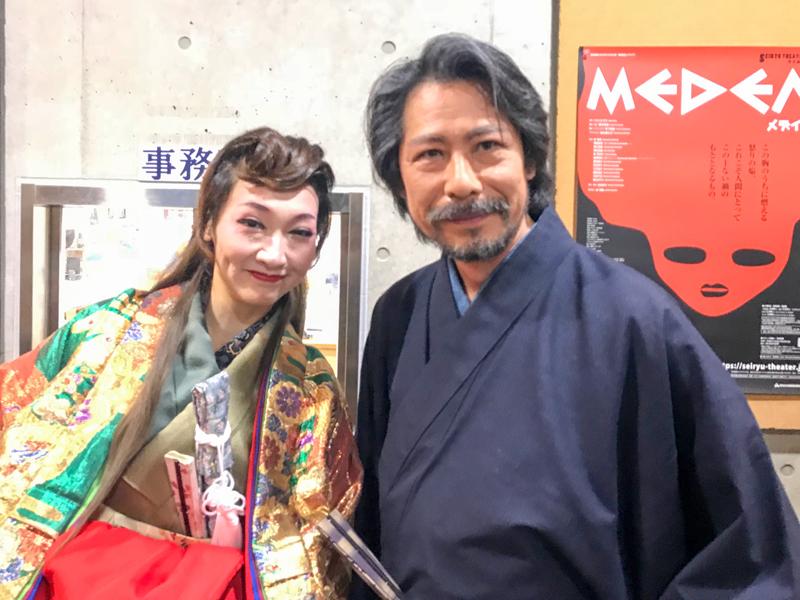 若木志帆&鎌田健太郎