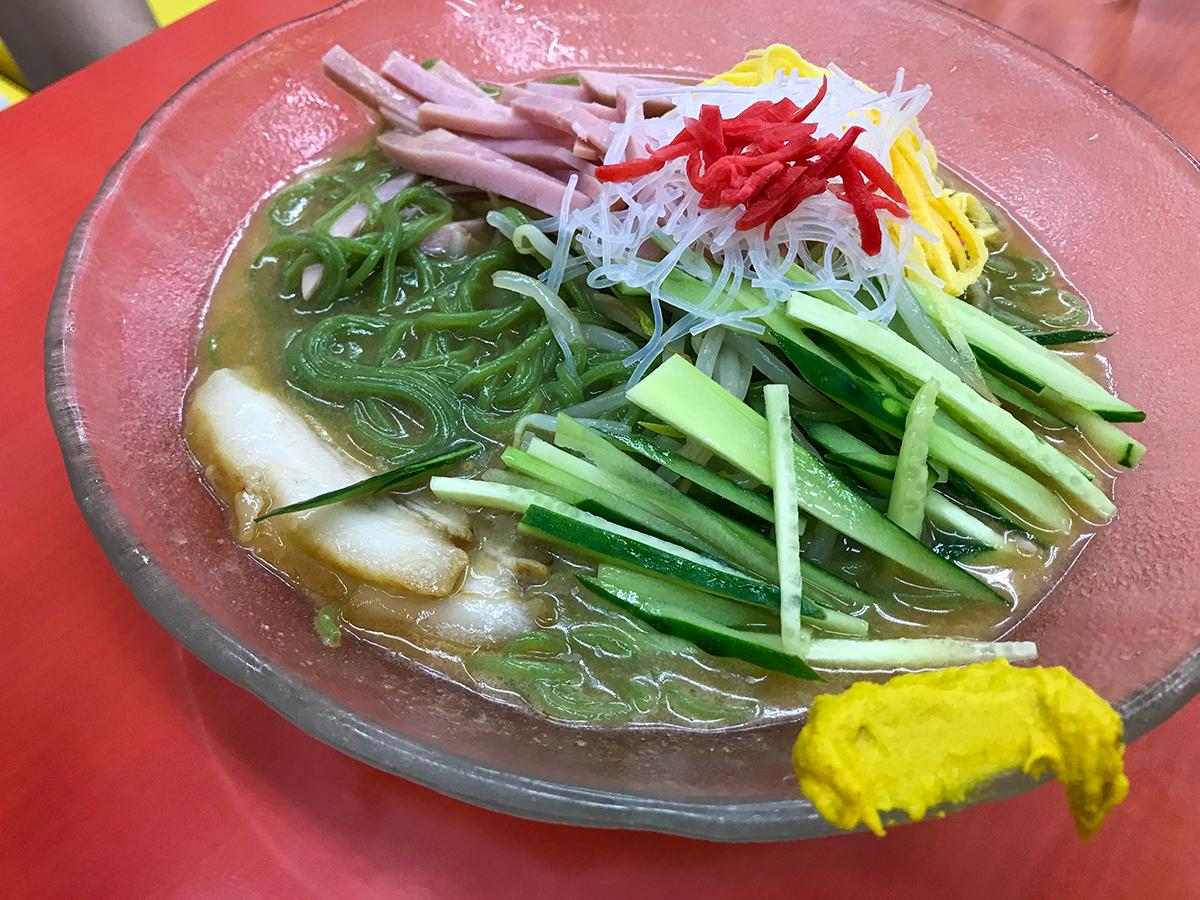 らーめん大王 冷麺 夏季限定